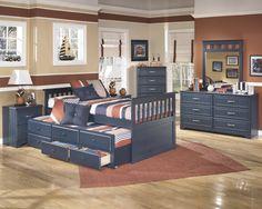 twin bed bedroom sets