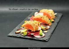 Shrimp Sushi, Brunch, Antipasto, Steak, Food And Drink, Chips, Japanese, Fish, Almonds