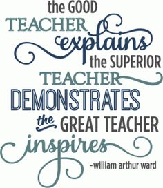 Silhouette Online Store: great teacher inspires - layered phrase
