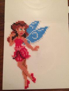 Rosetta - Disney Fairies hama beads by Camilla Merstrand