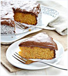 Torta cocco...carote...cioccolato