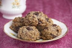 Gluten Free Almond Chocolate Chip Cookies | Wishes & Dishes