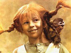 Pippi Langkous, de meest fantastische tv serie