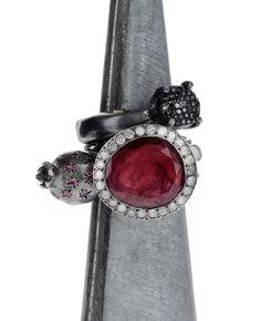Rosa Maria 'Mariko' Ring - L'Eclaireur Shop