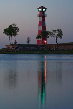 Lake Buchanan Lighthouse Texas