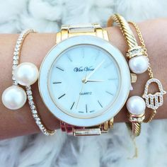 WATCH | ACCESSORIES | STYLE | FASHION | M E G H A N ♠ M A C K E N Z I E