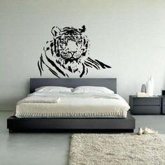 Merveilleux Best Striped Wall Decal Products On Wanelo · Striped WallsWhite  TigersBedroom ...