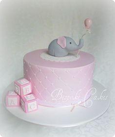 Pastel de baby shower rosa | Flickr - Compartir fotos! - #baby #compartir #de #Flickr #fotos #Pastel #rosa #shower