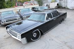 Lincoln Continental, one of my dream cars!