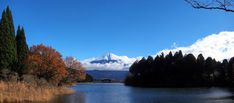 Tokyo, Mont Fuji, River, Mountains, Nature, Outdoor, Ice Caves, The Holy Mountain, Mists