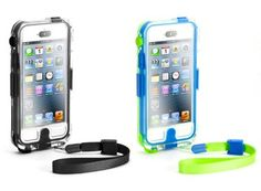 Need this for kayaking...  Griffin's new Survivor Waterproof iPhone Case looks great and is perfect for travel.