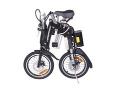 X-treme City Express Electric Bike Super Folding Lithium E-Bike