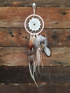 Custom Handmade BOHO Dreamcatchers by CleanSl8 on Etsy