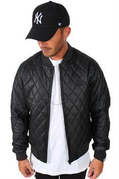 Urban Classics Tb1150 Black jakke