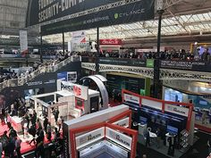 Photo gallery: Infosecurity Europe Expo-2017, part 2