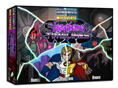 Sentinels of the Multiverse: Shattered Timelines  #boardgames #familygame #gatewaygame #boardgamegeek #bgg #geek #boardgameaday