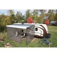 Carefree Buena Vista Room Fits Traditional Manual And 12 Volt Awnings With Vertical Arms 14 15 Feet Camping World Camping Aesthetic Camper Makeover