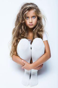 Model Irina Veselkina by Vika Pobeda — Vika Pobeda Advertising and Fashion Photographer of children kids baby and todler Los Angeles