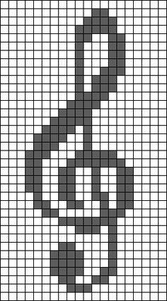Alpha Friendship Bracelet Pattern #12572 - BraceletBook.com