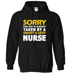 Taken By a Nurse - #cool gift #photo gift. OBTAIN LOWEST PRICE => https://www.sunfrog.com/Jobs/Taken-By-a-Nurse-Black-jahu-Hoodie.html?68278