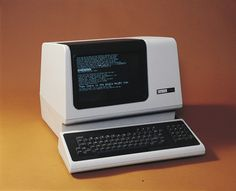 """VT100 - the most emulated """"thing"""" in computing ever."""