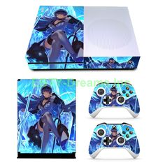 Reasonable Final Fantasy 10 X Ff10 Ffx Yuna Tidus Skin Sticker Decal Protector Ps4 Pro Video Game Accessories Video Games & Consoles