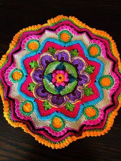 Johanna Mahkonen Mandala Madness from FB CCC group