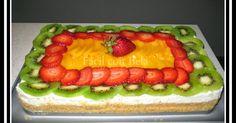 Tarta de Queso con Fruta Sin Horno de Samantha Vallejo-Nágera - Eureka Recetas