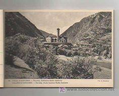 BOLCK CON 18 POSTALES. VALLS D'ANDORRA. (CLAVEROL). ANDORRA LA VELLA, ESCALDES, CANILLO, ORDINO... - Foto 8 Andorra, Vintage Postcards