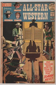 All Star Western V2 10.  FN  March 1972.  DC by RubbersuitStudios, $300.00