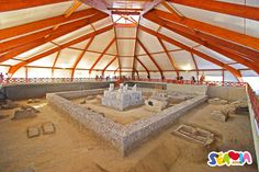 Viminacium, today Kostolac near Požarevac, where the Mlava flows into the Danube, we find one of the most important Roman towns and military encampments from the period from the 1st to the 6th century. The civilian settlement next to the encampment during the rule of Hadrian (117-138) gained the status of a municipium, a town with a high degree of autonomy. #travel #history