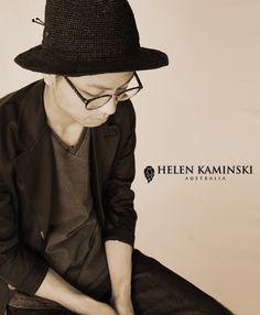 【楽天市場】HELEN KAMINSKI ヘレンカミンスキー Abaka/ラフィアフェドーラハット(全3色)(unisex)【2014春夏】:Crouka LR(クローカ エルアール)
