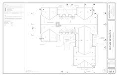 West Beach Residence — Kenneth Wiland ARCHITECT Architectural Services, Architectural Section, Architectural Drawings, Revit Architecture, Architecture Details, Architect Jobs, Three Oaks, Modern Exterior House Designs, Johns Island