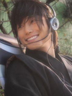Park Shi Hoo, I love his smile
