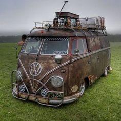 Die coolsten VW Bullis der Welt - Explore Magazine