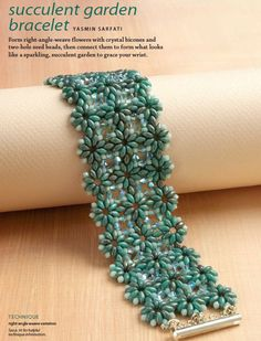 After recently letting a friend borrow my new DVD on shaped beads, she asked me to recommend a few projects that use these beads. I immediately thought the list I complied for her would be great for a blog as I know she's not the first person who has combed through websites and magazines in…