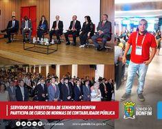 NONATO NOTÍCIAS: SERVIDOR  DA PREFEITURA  DE SENHOR DO BONFIM  PART...