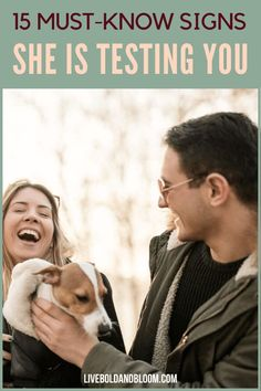 Girls may test the guy they are going out with to see if he is right for her. Check out this post and know the signs that she is testing you. What's A Relationship, Healthy Relationship Tips, Relationships Love, Healthy Relationships, Girl Test, Emoji Texts, Emotionally Unavailable, Marriage Help, Perfect Boyfriend