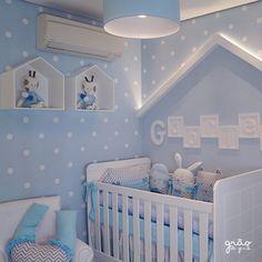 Baby Bedroom, Baby Room Decor, Kids Room Organization, Interior Paint, Beautiful Babies, Cribs, Toddler Bed, Sweet Home, Nursery