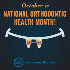 Happy National Orthodontic Health Month from SOS!