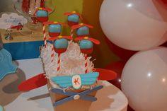 Mickey Mouse Aviator Birthday Party Ideas | Photo 3 of 42