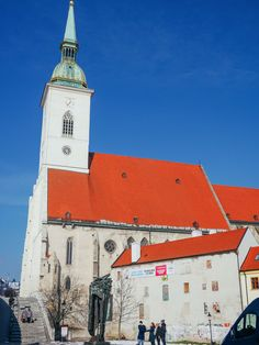 23 Sights You Have To See in Bratislava! Travel Pictures, Travel Photos, European River Cruises, Bratislava Slovakia, Travel Planner, Weekend Trips, Eastern Europe, World Traveler, Travel Inspiration