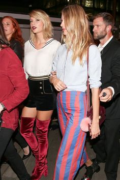 Stars attend New York Fashion Week Spring/Summer 2017