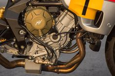 Endurance style: Walt Siegl's custom MV Agusta   Bike EXIF