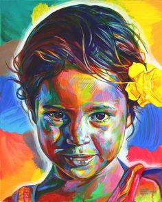 The Store - Stephen Bennet Portrait Painter