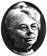 A leader in the care of the mentally ill, Sara Elizabeth Parsons steadfastly worked for the advancement of psychiatric nursing throughout her career and established nurse training schools in hospitals and asylums during the late nineteenth and early twentieth centuries. She advocated autonomy for nurses and took part in professional activities at state and national levels.