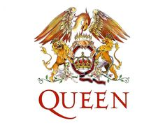 Queen are a British rock band formed in London in originally consisting of Freddie Mercury, Brian May, John Deacon, and Roger Taylor. Is Queen - Bohe Queen Freddie Mercury, Great Bands, Cool Bands, Queen Logo, Queen Banda, Mercury Facts, Bryan May, Band Stickers, Laptop Stickers