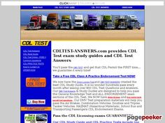 16 Best Cdl Images Cdl Test Truck Drivers Big Rig Trucks