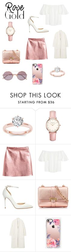 """""""Untitled #112"""" by andreia-lin on Polyvore featuring Topshop, Valentino, Jimmy Choo, Aspinal of London, MANGO, Casetify and Sunday Somewhere"""