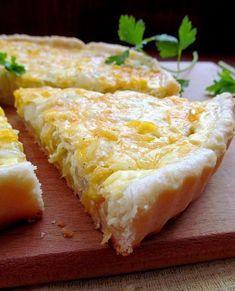 Луковый пирог с сыром | РЕЦЕПТЫ СО СПЕЦИЯМИ | Яндекс Дзен